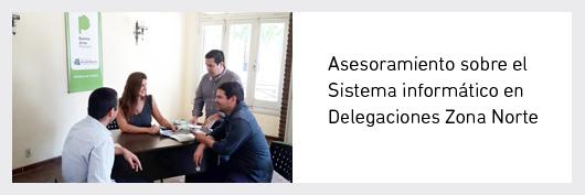 delegaciones asesora