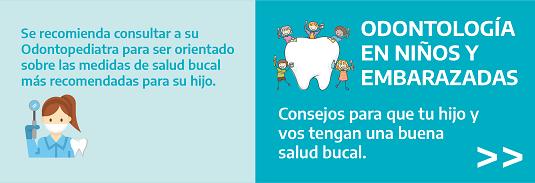 Odontología niños